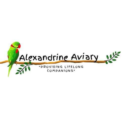 Alexandrine Aviary