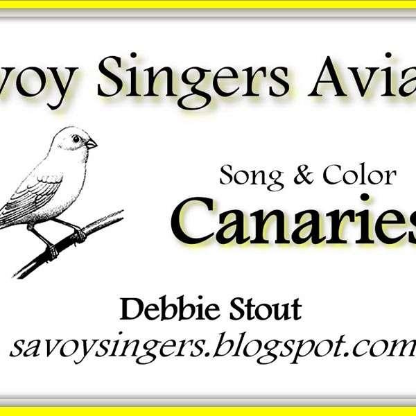 Savoy Singers Aviary
